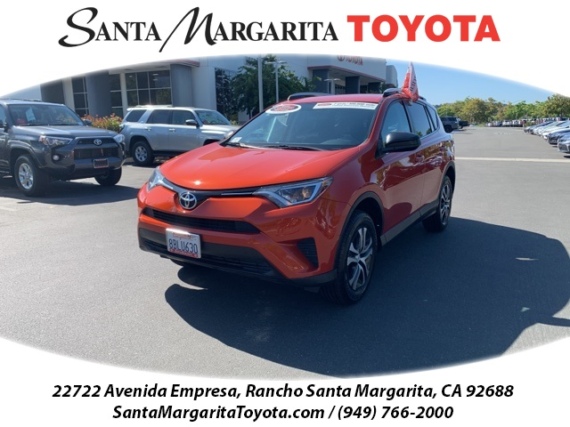 Certified Pre-Owned 2016 Toyota RAV4 LE