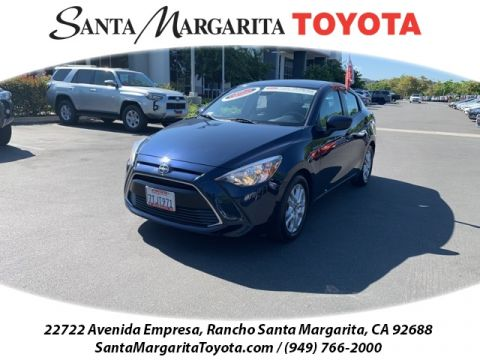 Certified Pre-Owned 2016 Scion iA Base